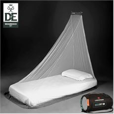 MicroNet Single Mosquito Net