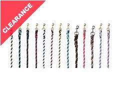 Multi Coloured Deluxe Lead Rope