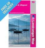 Landranger 19 Gairloch and Ullapool Map Book
