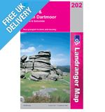 Landranger 202 Torbay and South Dartmoor Map Book