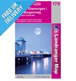 Landranger 170 Vale of Glamorgan Map Book