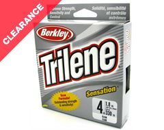 Trilene Sensation 6lb Fishing Line