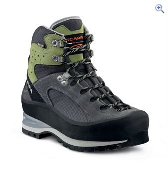 Scarpa Womens Cristallo GTX Alpine Boots  Size 40  Colour SMOKEMINT