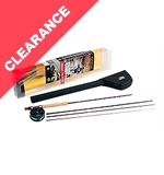 Diplomat 7-8 LH Fishing Rod and Reel
