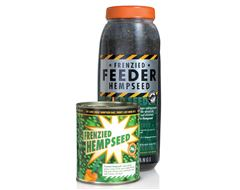 Frenzied Hempseed 2.5 Litre Fishing Carp Bait