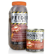 Frenzied Tiger Nuts 890g Fishing Carp Bait