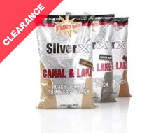 Silver X Canal Lake Super Red Fishing Match Bait