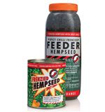 Chilli Hempseed 700g Fishing Carp Bait