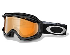 Ambush Goggles (Black/Persimmon)