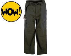 Women's Zip-Off Active Walking Trouser