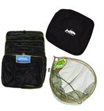 Mixed Match Fishing Keep Net, Landing Net and Bag