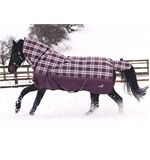 Heavy Turnout Rug With Fixed Neck