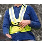 Light Weight Harness- Yellow