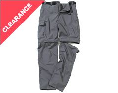 Men's Kiwi Convertible Trousers (Long Length)