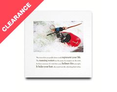 Silver Helmet Greeting Card