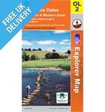 Explorer Active OL2 Yorkshire Dales Southern and Western Waterproof Map Book