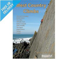 West Country Climbs Guidebook