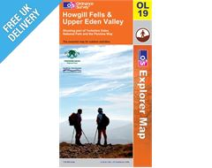 Explorer Active OL19 Howgill Waterproof Map Book
