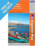 Explorer 378 Ben Lawers Map Book