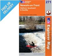 Explorer 271 Newark On Trent Map Book