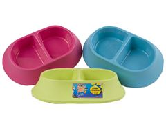 Twin Pet Bowl