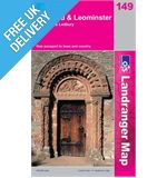 Landranger 149 Hereford and Leominster Map Book