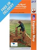 Explorer 217 The Long Mynd Map Book