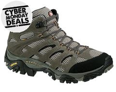 Men's Moab Mid GTX XCR Shoes