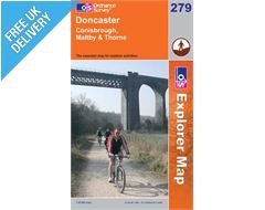 Explorer 279 Doncaster Map Book