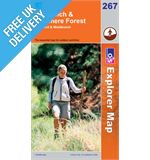 Explorer 267 Northwich and Delamere Map Book