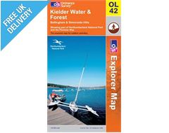 Explorer Active OL42 Kielder Waterproof Map Book