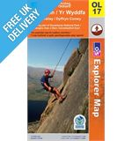 Explorer Active OL17 Snowdon Waterproof Map Book
