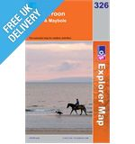 Explorer 326 Ayr and Troon Map Book