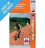 Explorer 244 Cannock Chase Map Book