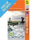 Explorer OL28 Dartmoor Map Book