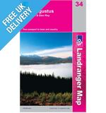 Landranger 34 Fort Augustus Glen Map Book