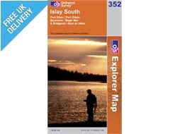 Explorer 352 Islay South Map Book