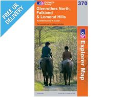 Explorer 370 Glenrothes Map Book