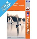 Explorer 220 Birmingham Map Book