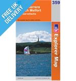 Explorer 359 Oban, Kerrera and Loch Melfort Map Book