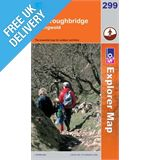 Explorer 299 Ripon and Boroughbridge Map Book