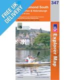 Explorer 347 Loch Lomond South Map Book