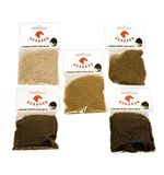 Aerborn Hair Net - Brown