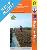 Explorer Active OL22 New Forest Waterproof Map Book