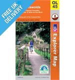 Explorer OL45 The Cotswolds Map Book