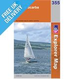 Explorer 355 Jura and Scarba Map Book
