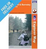 Explorer 278 Sheffield and Barnsley Map Book