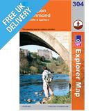 Explorer 304 Darlington and Richmond Map Book
