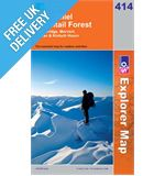 Explorer 414 Glan Shiel and Kintail Map Book