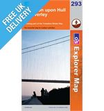 Explorer 293 Kingston Upon Hull Map Book